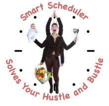 Smart scheduler solves your hustle and bustle