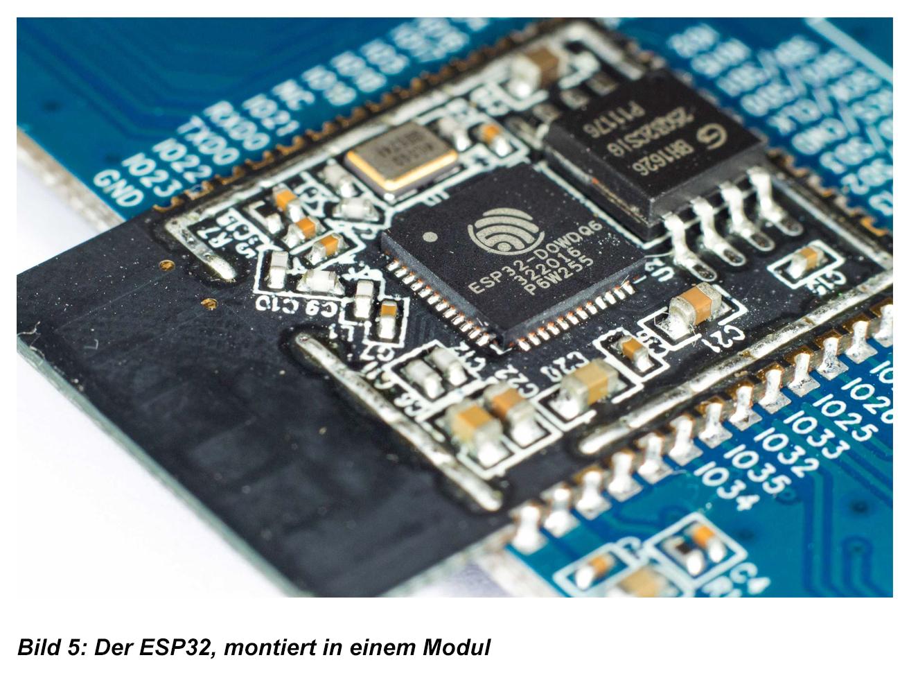 ESP32 für den Einsatz in Geräten der Industrie 4 0 | Macnica GmbH