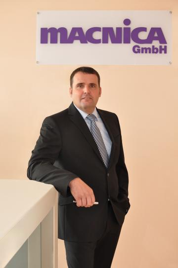 Jürgen Pöschl, Managing Director of Macnica Europe GmbH