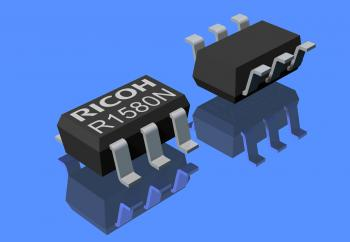 RICOH R1580N Constant Current LED Driver Controller for LED lighting applications