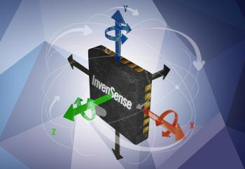 InvenSense Announces Dual-Interface 6-Axis Sensor with OIS-Macro Support