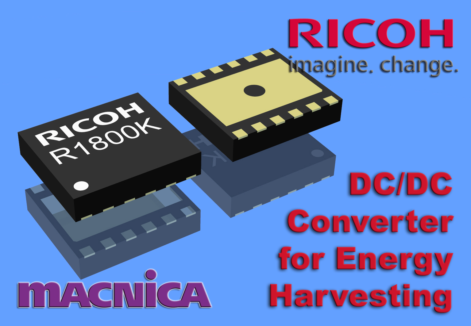 Ricoh Launches Buck Dc Converter With 144 Na Quiescent Current Dctodcconverterpng For Energy Harvesting Applications