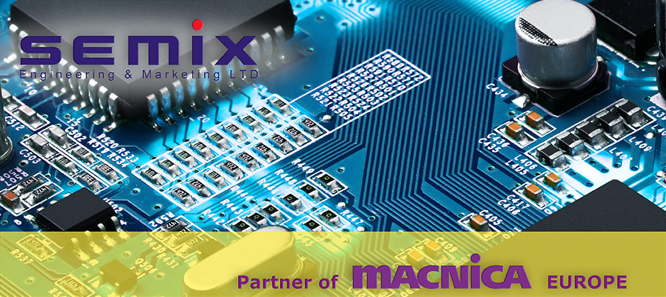 Semix Partner of Macnica Europe