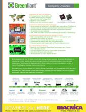 Greenliant Company Overview 082020